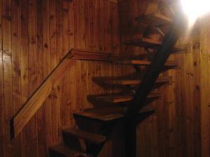 schody zanikali keď boli taketo