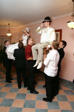 Tomu sa hovorí život na vysokej nohe ;)