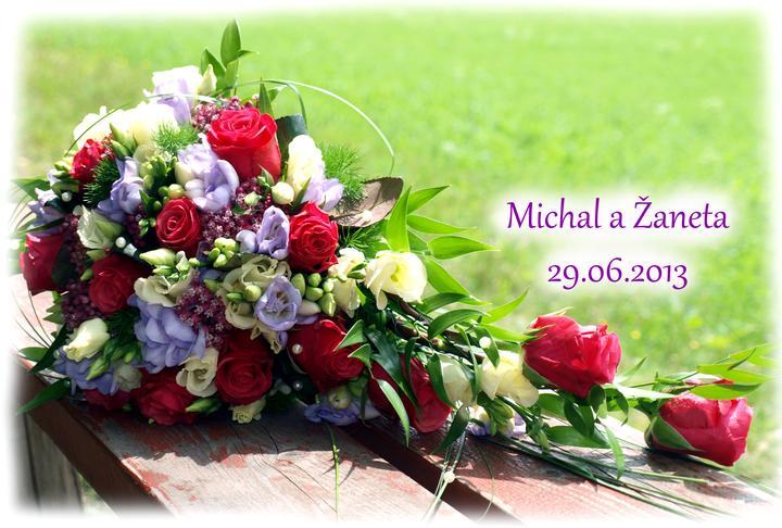 Žany{{_AND_}}Mišáček - Moje překrásná kytice