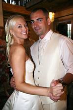 ..první novomanželský tanec
