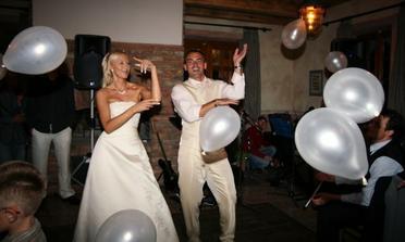 ....hřebem večera bylo taneční představení