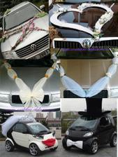 inspirace zdobení aut