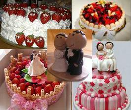 inspirace na dort