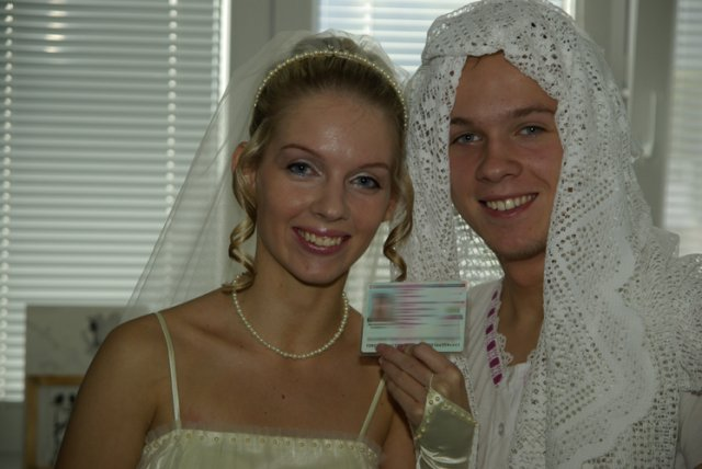Ivča{{_AND_}}Tom - falešná nevěsta