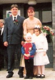 Jarka{{_AND_}}Šaňko - my a naše krsniatka