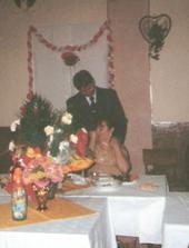 čerstvy manželia