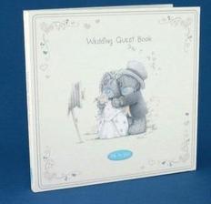svatební kniha hostů - už je doma