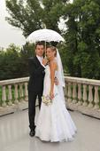 Netuctové svadobné šatočky, 36