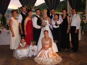 rodina nevesty