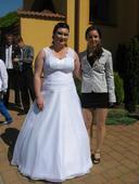 Svatební šaty na míru, 44