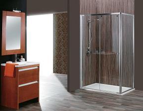 vybrany sprchovy kout - posuvne dvere, sirka 140cm
