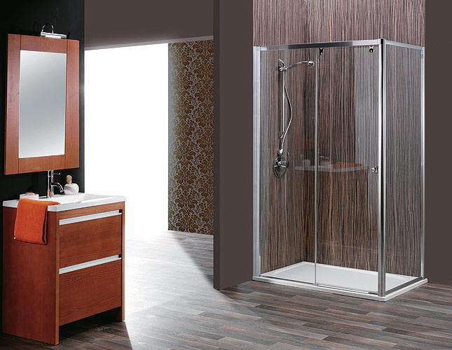 Inspirace - vybrany sprchovy kout - posuvne dvere, sirka 140cm