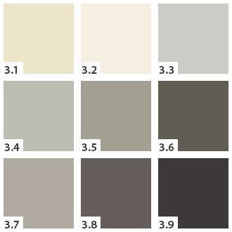 Inspirace - Barva 3.2 nebo 3.1. by se mi libila na schody