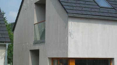 Zábradlí Balardo - pro francouzské okno