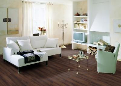 Inspirace z výstavy - Vinylova podlaha Expona Domestic 5969 - plánujeme do ložnice a možná do obývacího pokoje.