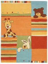 Nejhezčí dětský koberec, jaký jsem zatím viděla - jednou bych ho ráda do dětského pokoje v rozměru 100x160.