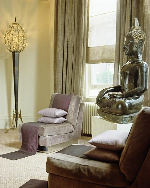 Zlatá v interiéru - Obrázek č. 11
