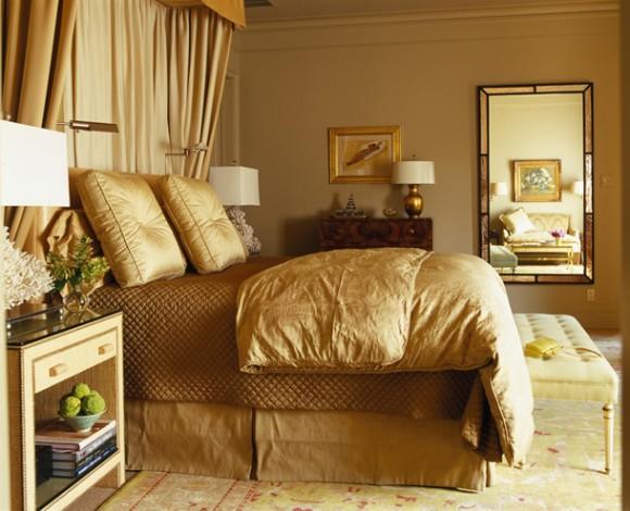 Zlatá v interiéru - Obrázek č. 29