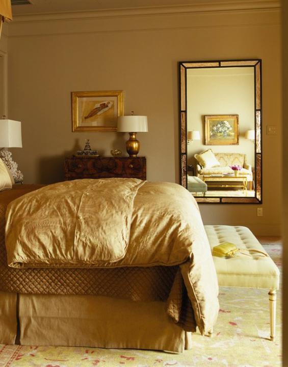 Zlatá v interiéru - Obrázek č. 30