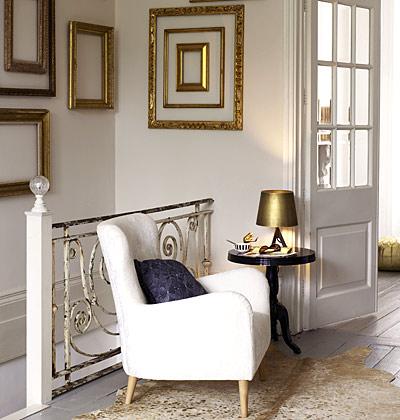 Zlatá v interiéru - Obrázek č. 37
