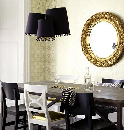 Zlatá v interiéru - Obrázek č. 38