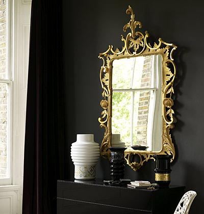 Zlatá v interiéru - Obrázek č. 41
