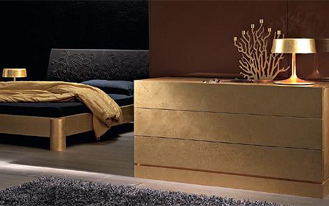Zlatá v interiéru - Obrázek č. 45