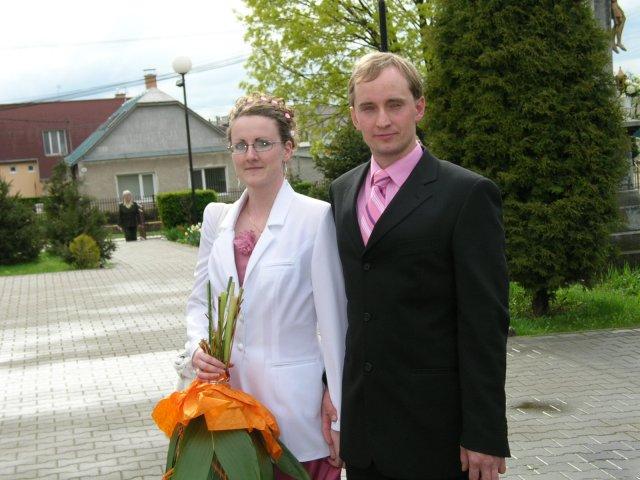 Ellinkine snivanie :-) - my dvaja na svadbe nasich kamosov