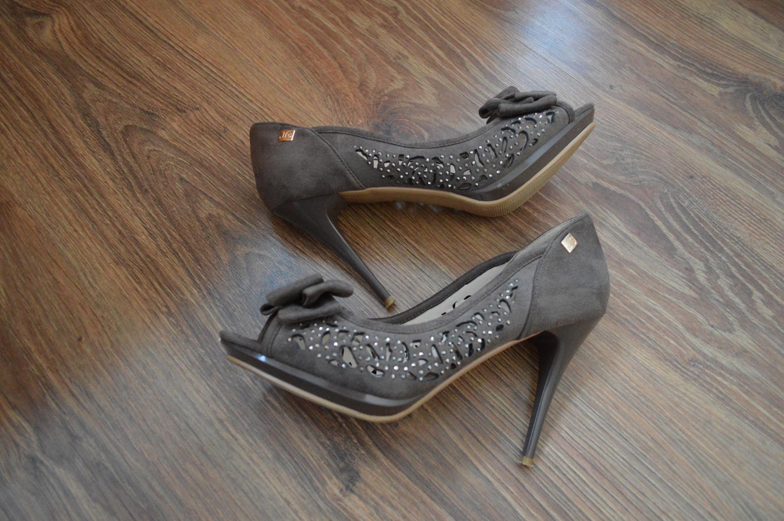 spoločenské topánky - Obrázok č. 4