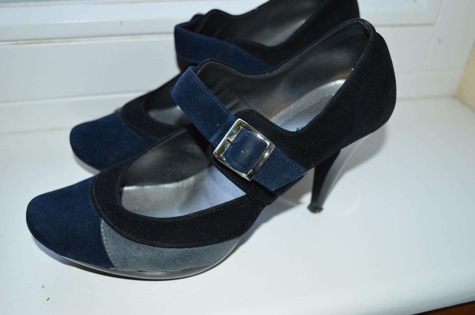 dámske lodičky/topánky - Obrázok č. 1