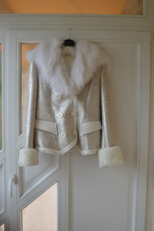 Svadobný kabátik - Obrázok č. 2