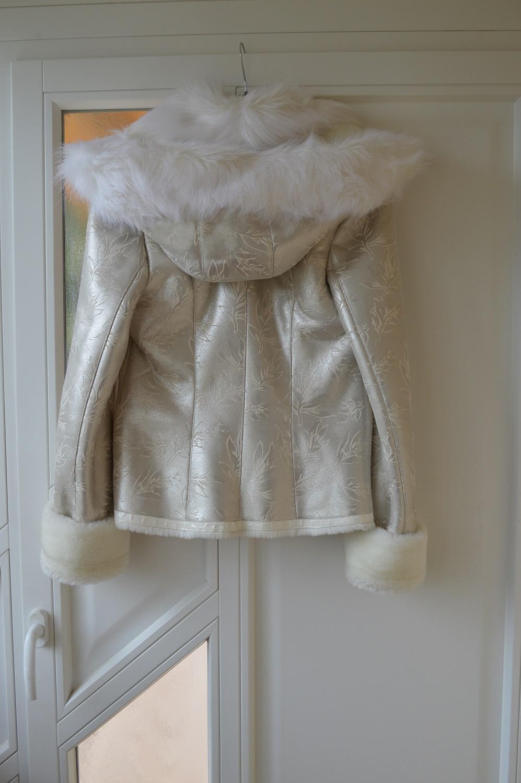 Svadobný kabátik - Obrázok č. 3