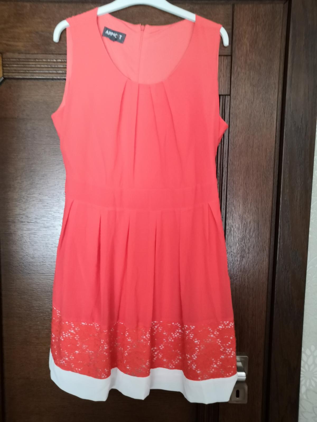 Letné / spoločenké šaty - Obrázok č. 1