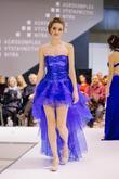 Modré asymetrické - vpredu krátke vzadu dlhé šaty - http://salonevamaria.sk/index.php?id_product=1633&controller=product