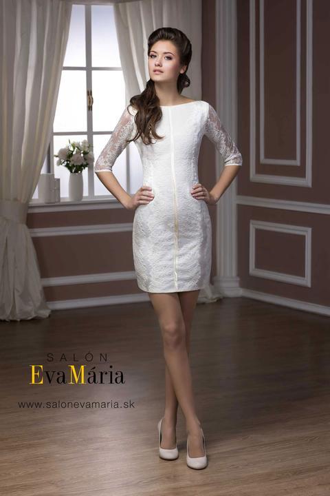 1fbc499388d6 Svadobné šaty LUXURY - na mieru - Predajňa  Salón EvaMária