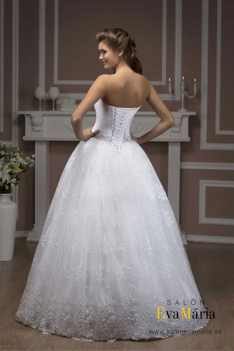 f428f562b30d Svadobné šaty LUXURY - na mieru - Predajňa  Salón EvaMária