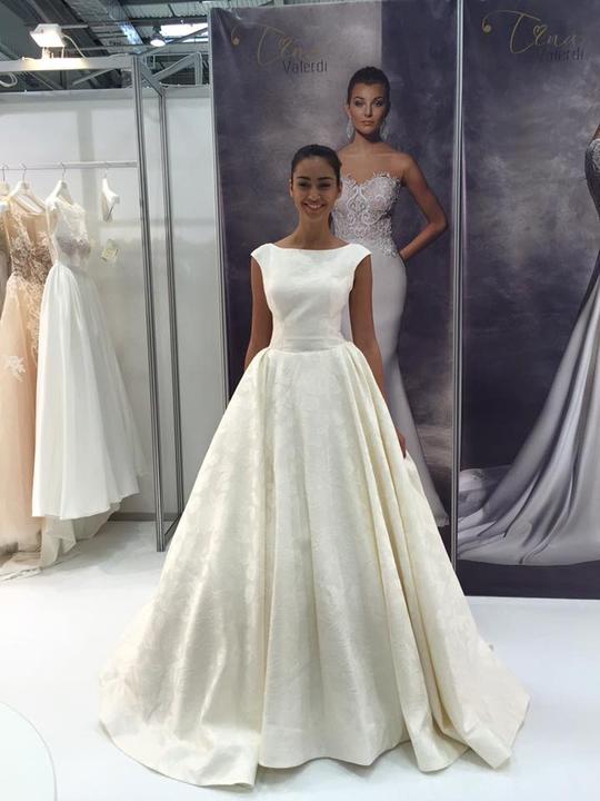 802eec23c9eb Svadobné šaty SOFIA - Svadobné šaty SOFIA - real foto -