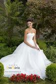 Svadobné šaty MIA - ihneď k odberu - nové, 40
