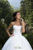 Šaty s čipkovaným živôtikom - real foto - na mieru, 36