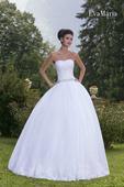 Svadobné šaty so širokou sukňou - ihneď k odberu, 36