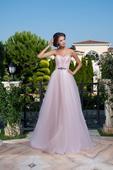 Princeznovské  luxusné svadobné šaty, 36