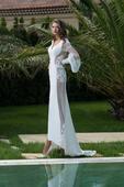 Extravagantné svadobné šaty pre odvážne ženy , 40