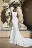 Luxusné priliehavé svadobné šaty , 38