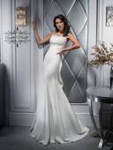 Kúzelne luxusné svadobné šaty, 32