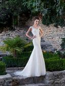 Svadobné šaty v štýle morská panna, 32