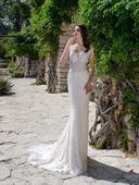 Krajkované svadobné šaty , 36
