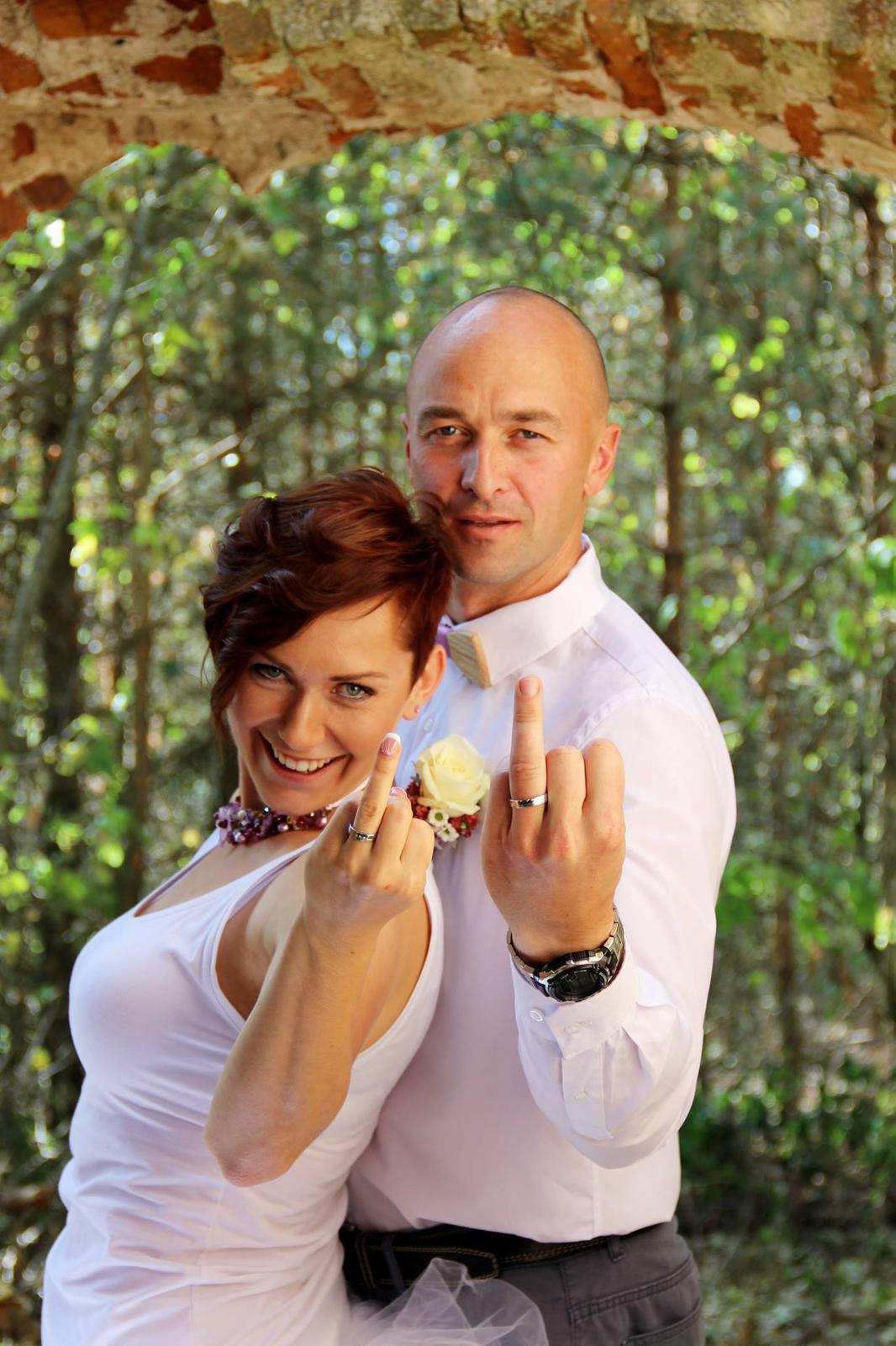 Verča{{_AND_}}Libor - taková jiná svatba - Obrázek č. 1