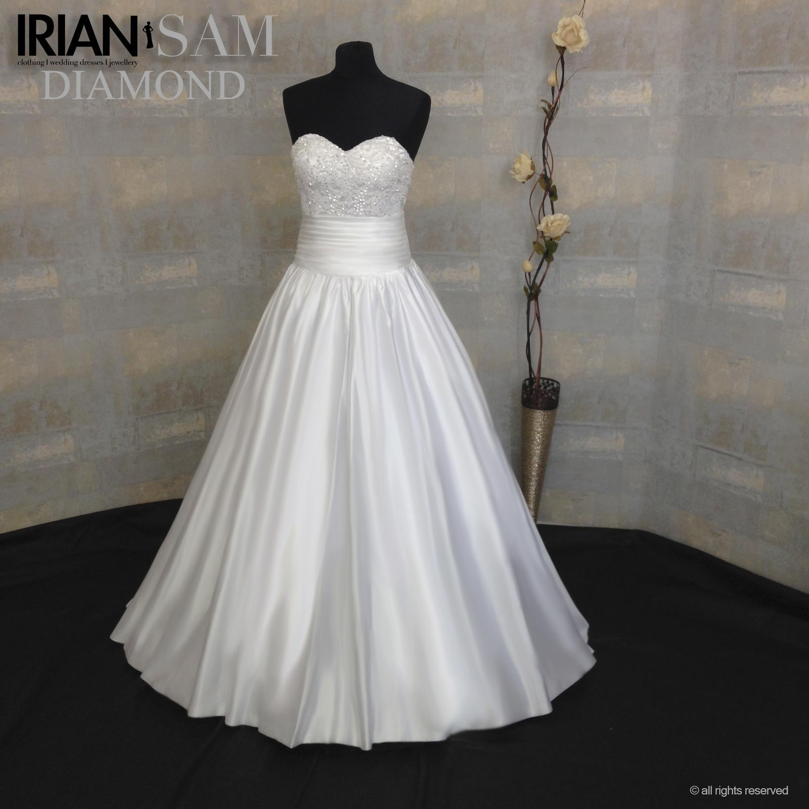 Svadobné šaty DIAMOND - Obrázok č. 1