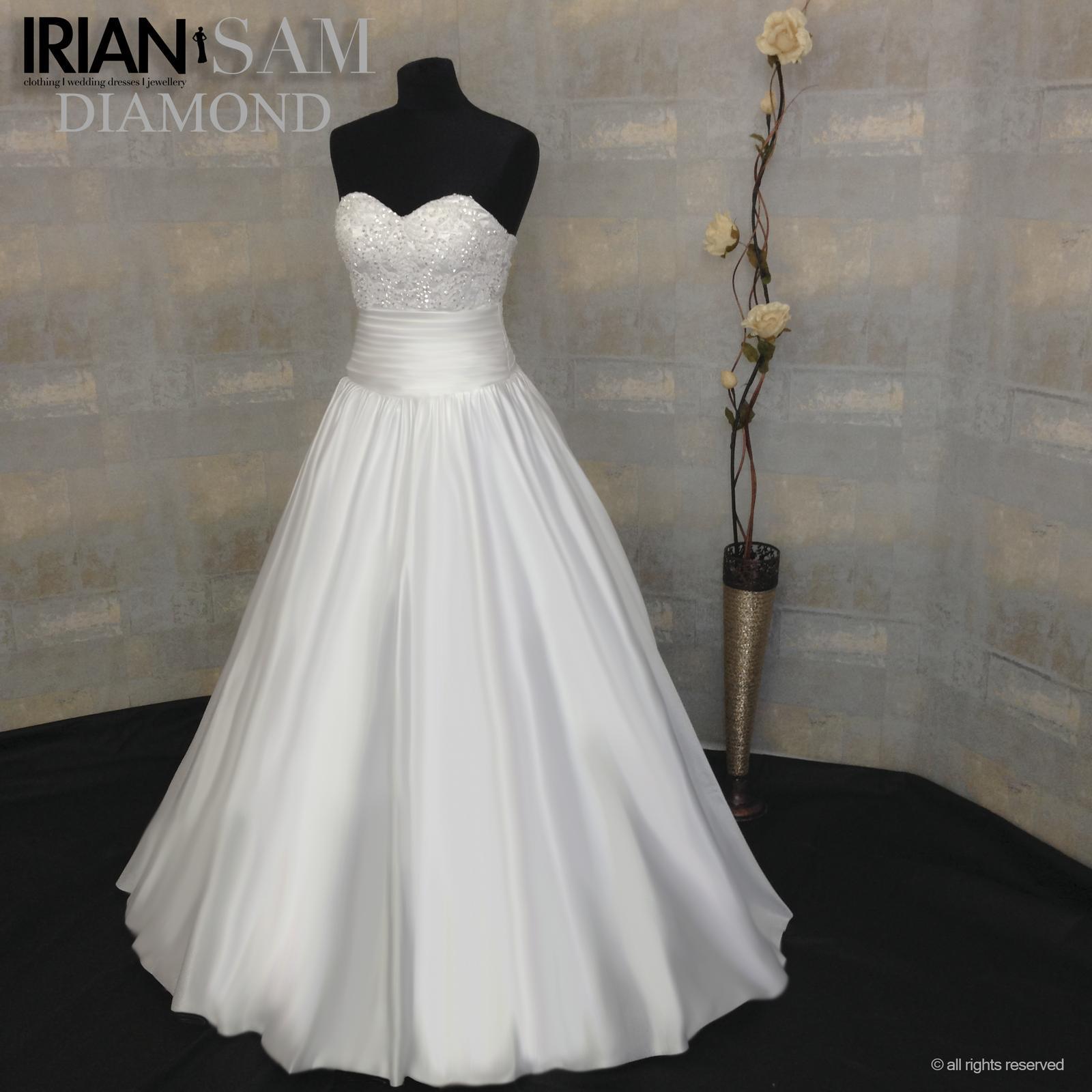 Svadobné šaty DIAMOND - Obrázok č. 2