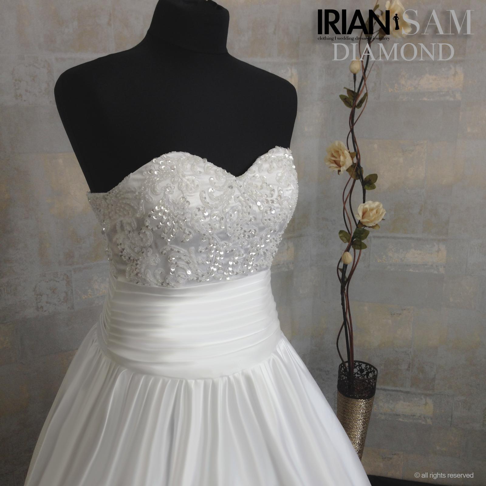 Svadobné šaty DIAMOND - Obrázok č. 3